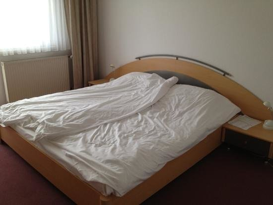 Days Inn Leipzig City Centre : bedroom
