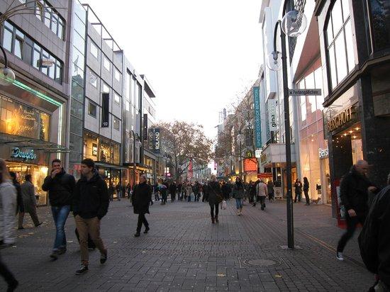 Shoppingmeile Köln
