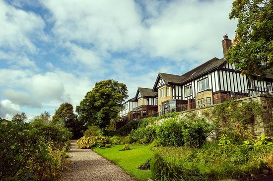 BEST WESTERN Higher Trapp Country House Hotel: Morning