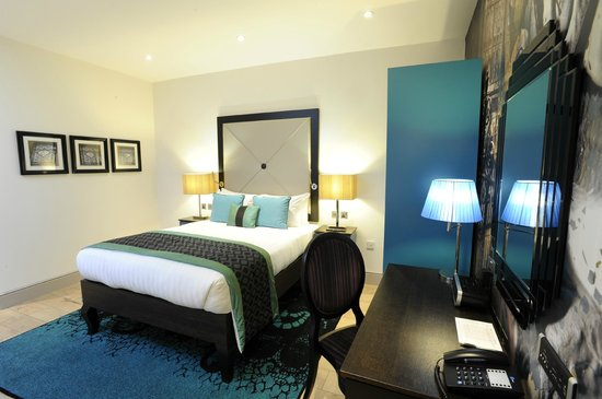 Hotel Indigo London Kensington: Superior Double Room