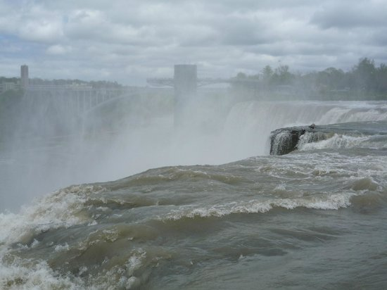 DoubleTree Fallsview Resort & Spa by Hilton - Niagara Falls: The Falls Canada side!