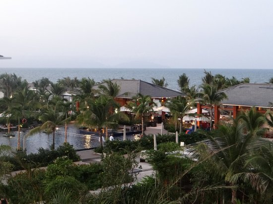 Sunrise Premium Resort Hoi An: Ocean view room