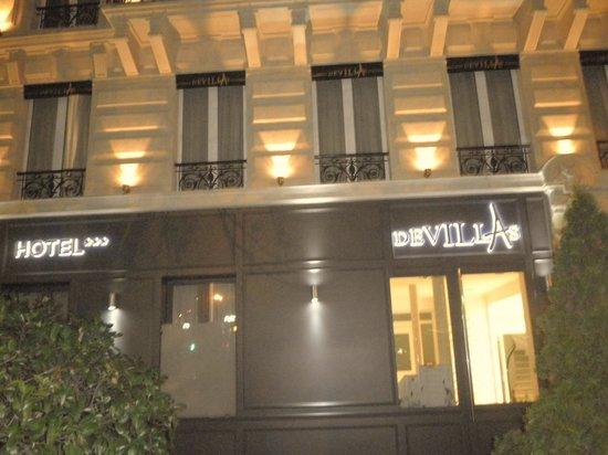 Hotel Devillas: l'albergo fuori