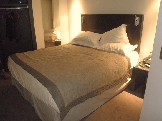 Hotel Devillas: la camera