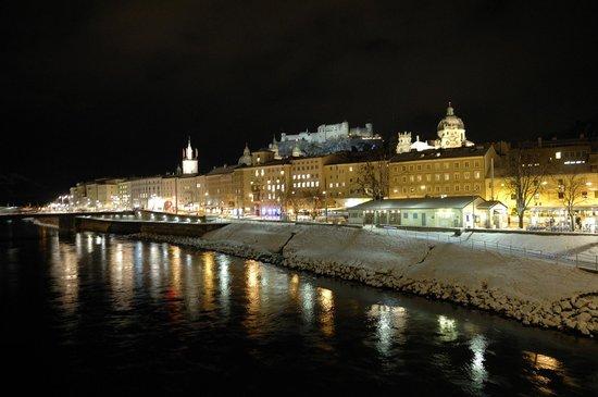 Atel Hotel Lasserhof: Salisburgo night 15 minuti a piedi