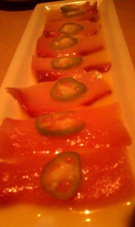 Sushi Ray: Jalapeno Salmon