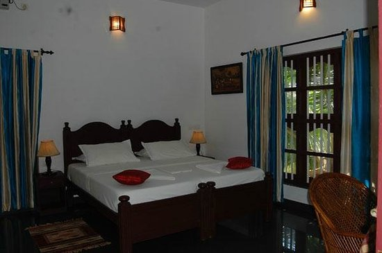 Varkala SeaShore Beach Resort: Room