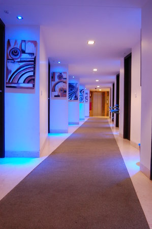 Hotel Taj Resorts: CORRIDOR