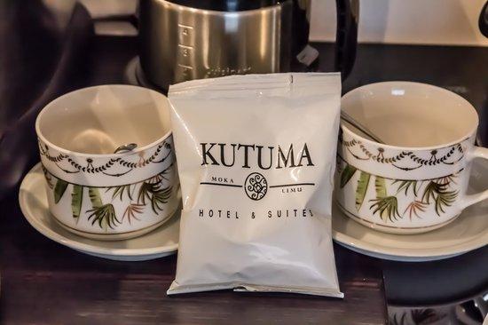 هوتل كوتوما: Kutuma Coffee