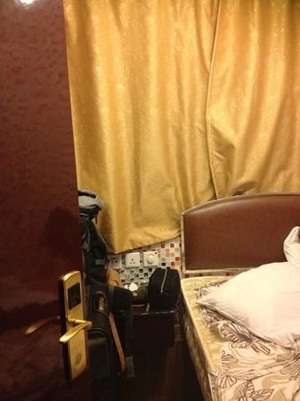 New Chung King Mansion Hostel: Charming room!