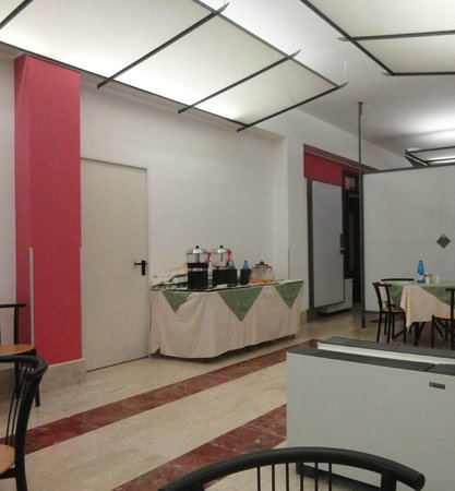 Hotel Ericevalle : l'angolo della colazione