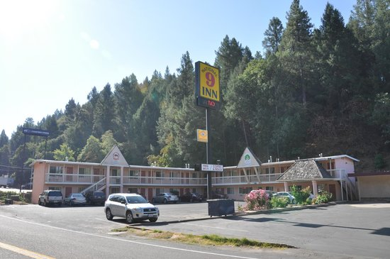 Placerville, Californië: National 9 inn