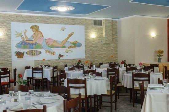 Hotel Epidavria : Epidavria Hotel Tolo - Restaurant
