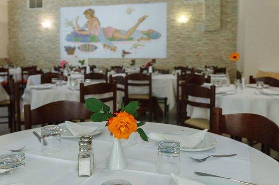 Hotel Epidavria : Epidavria Hotel Tolo - Restaurant ground floor