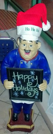 Blue Cow Cafe & Ice Cream Shoppe: Happy holidays, from the Blue Cow Cafe