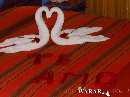Hotel Warari: Habitación matrimonial