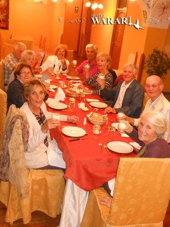 Hotel Warari: Restaurante Cusco