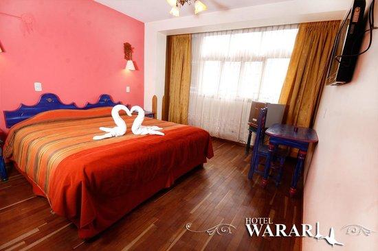 Hotel Warari: Habitación