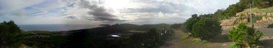 Pico Castelo Viewpoint: vista panorâmica do pico Castelo.