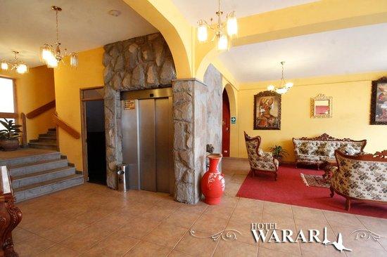 Hotel Warari: contamos con Ascensor