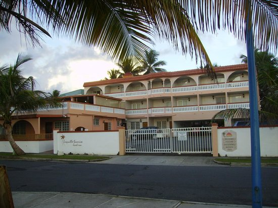 Luquillo Sunrise Beach Inn Hotel