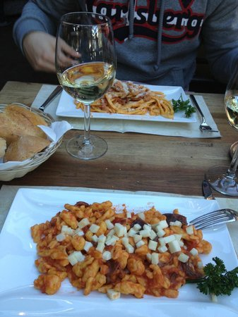 Bivio Bistrot: Pranzetto a due!
