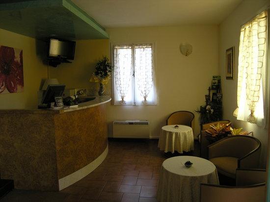 Hotel Villa Maria: la nostra reception