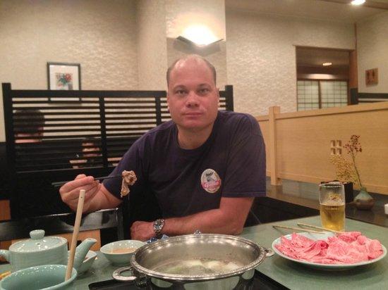 Ueno City Hotel : Hotel restaurant