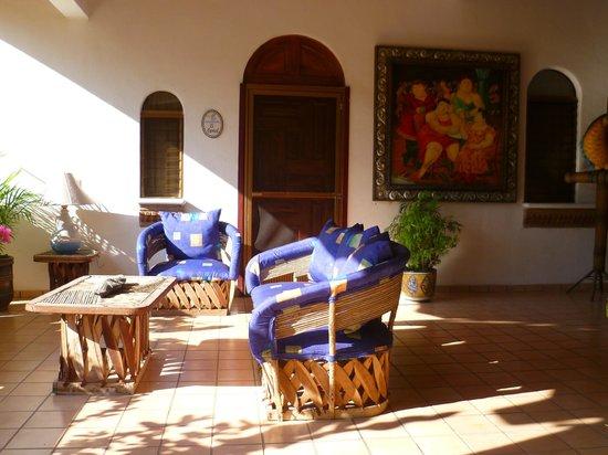 Villa Corona del Mar: Main Terrace