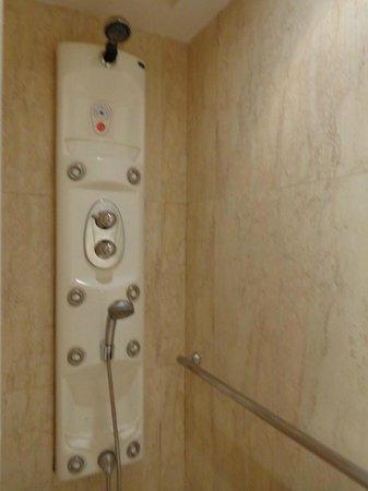Hotel Gran Via : Chuveiro