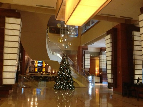 Renaissance Dallas Hotel: Lobby Area