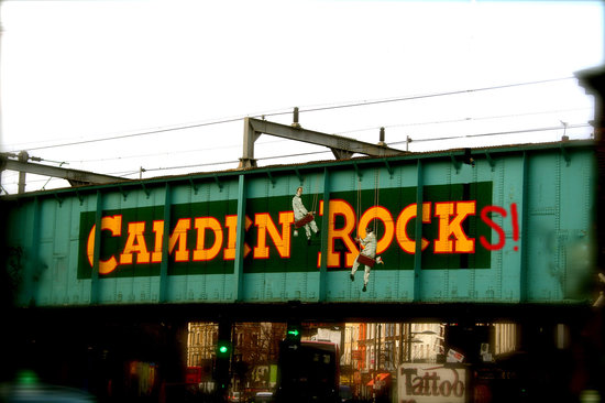 Rock n Roll Camden Walking Tour