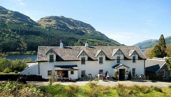 Loch Eck, UK: The Hotel