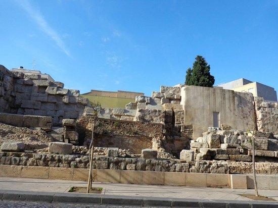 Roman Walls: Murallas romanas