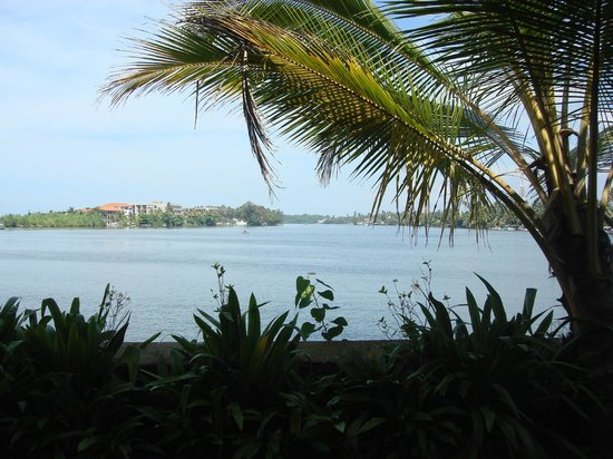 Bentota Beach by Cinnamon: View of Backwaters from room