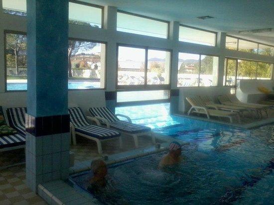 Hotel Abano Verdi Terme: Piscina termale