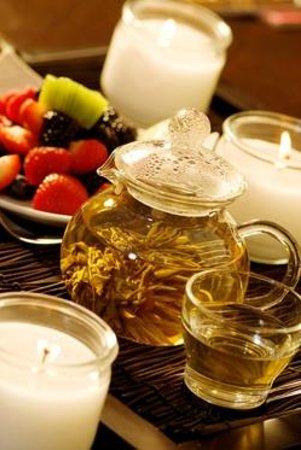 Spa Lux: Tea Ceremony