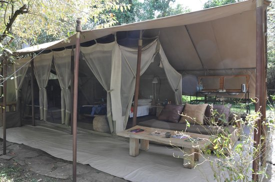 Naibor Camp: Tent No.3