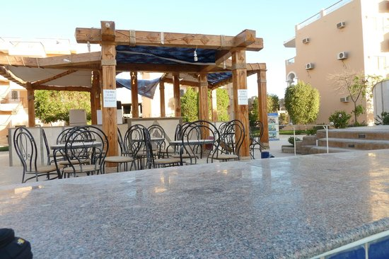 Egyptian Experience Sharm el-Sheikh: Pool Bar closed