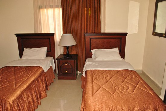 Cleopetra Hotel: A double room