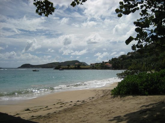 Bequia Beach Hotel: The beach