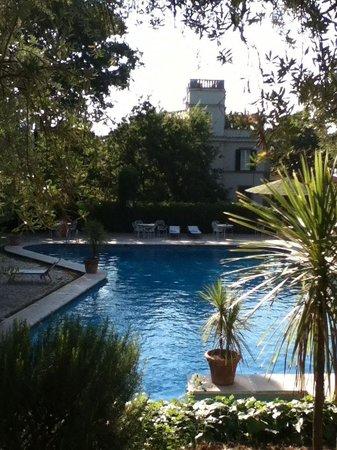 Grand Hotel Villa Fiorio: Pool