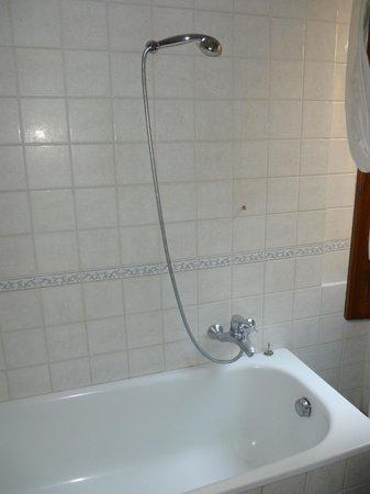 Grand Hotel Villa Fiorio: Bathroom