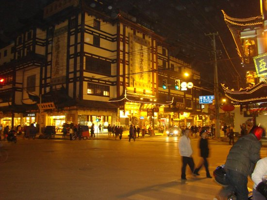 Haode Wanyuan Hotel: Old Shanghai at Night