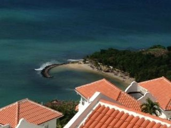 Windjammer Landing Villa Beach Resort: Top of the Villas