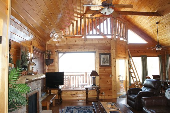 Legacy Mountain Resort: Our Cabin