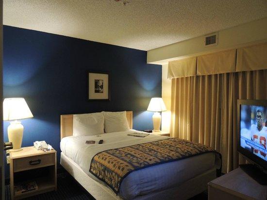 Residence Inn Jacksonville Airport: Comfortable