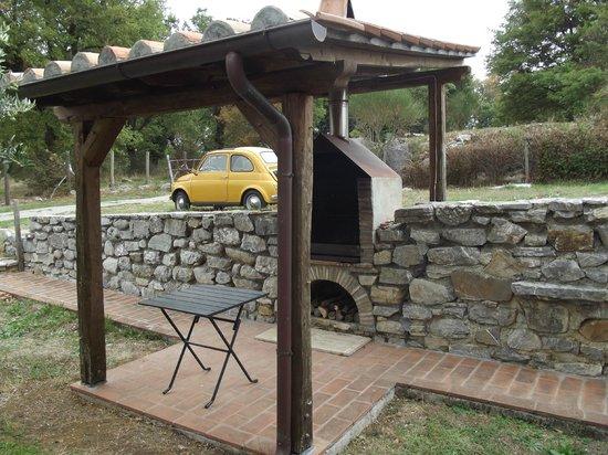 Agriturismo La Conserva: Barbecue