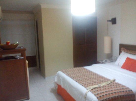 Hotel Ciudad Bonita : habitacion