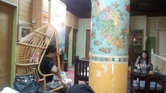 Le Village Guest House Lobby
